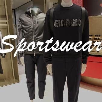 Homme sportswear